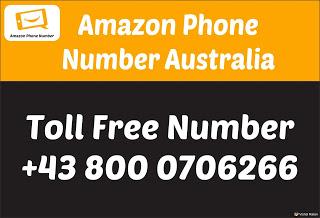 Amazon Phone Number Australia