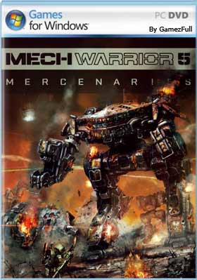 Descarga gratis MechWarrior 5 Mercenaries pc mega y google drive /