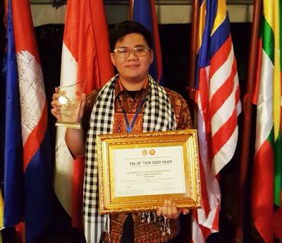 KeSEMaT FPIK Undip Organisasi Terbaik di ASEAN