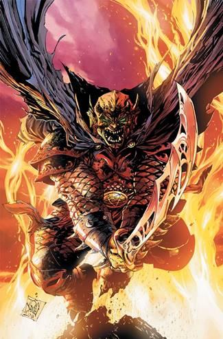 Demon es un superhéroe de DC