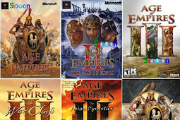Free Download Games Age of Empires Collection Complete