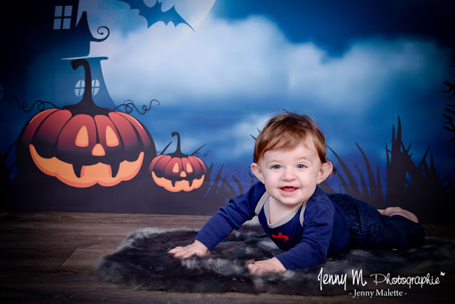 photo affreusement mignonnes, photographe halloween