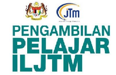 Permohonan ILP ADTEC JMTI 2019 Online (Januari & Julai)