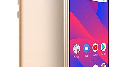 Blu Grand M2 2018 Unlocked Android V 8 1Oreo(Go Edition) Cell Phone  16GB+1GB RAM (Gold) 2019