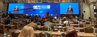 AFRO ASIA BANKING SUMMIT 2019 in Istanbul - 1st Day