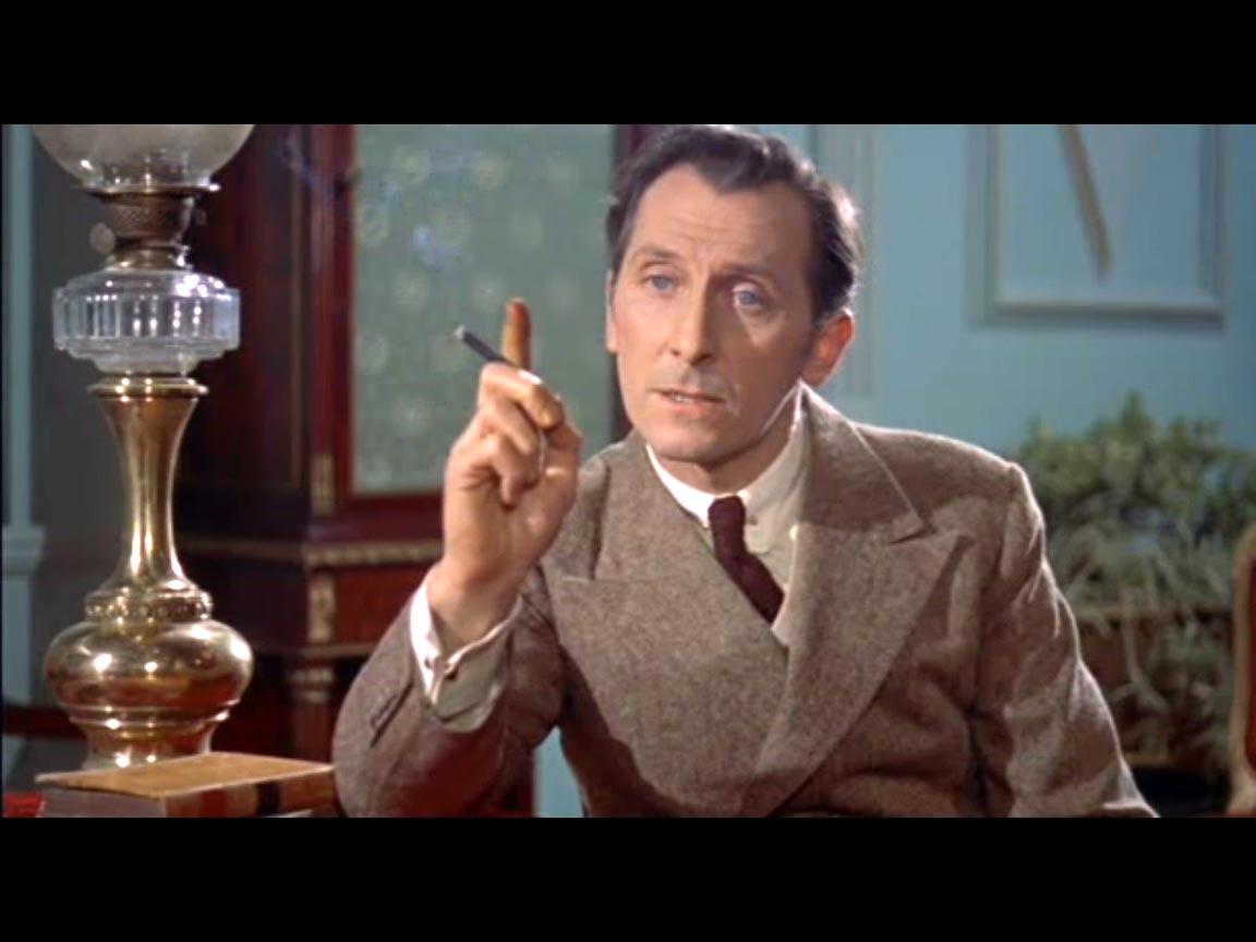Men of a Certain Age: Peter Cushing: a Fashion retrospective