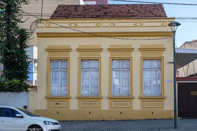 Unidade de Interesse de Preservação na Rua Brigadeiro Franco