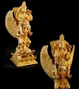 Garuda Mukha simbol Airlangga