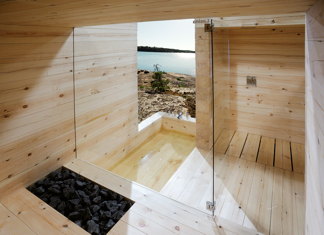 Moderne Sauna Smooth Operator | Modern Design By Moderndesign.org
