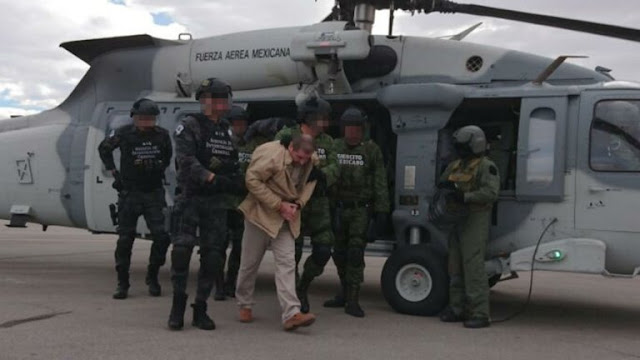 Lo que El Chapo Guzmán ofreció a la DEA