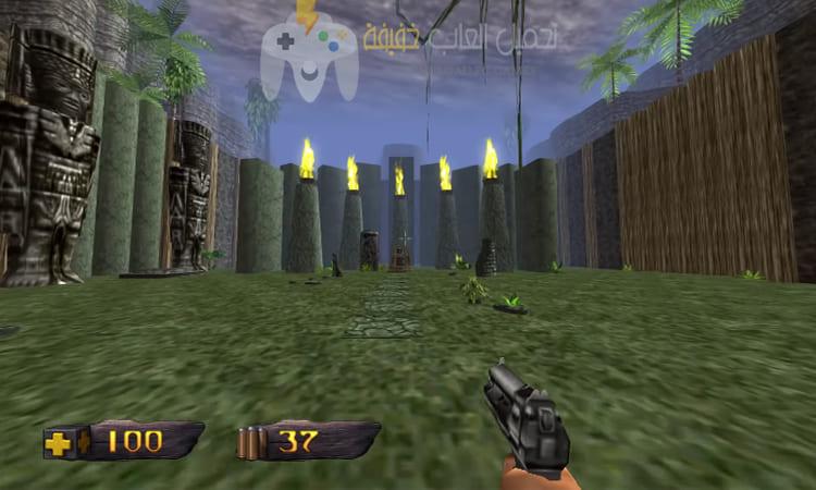 تحميل لعبة حرب الغابات Turok للكمبيوتر