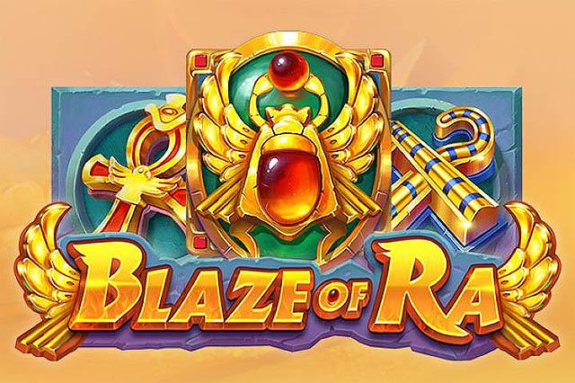 ULASAN SLOT PUSH GAMING BLAZE OF RA