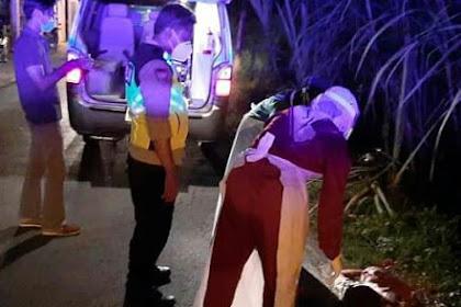 Korban Tabrak Lari, Pria Pesepeda Pancal di Tulungagung Kritis