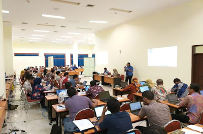 Susunan Acara Workshop Pelatihan Kurikulum Bahasa Indonesia
