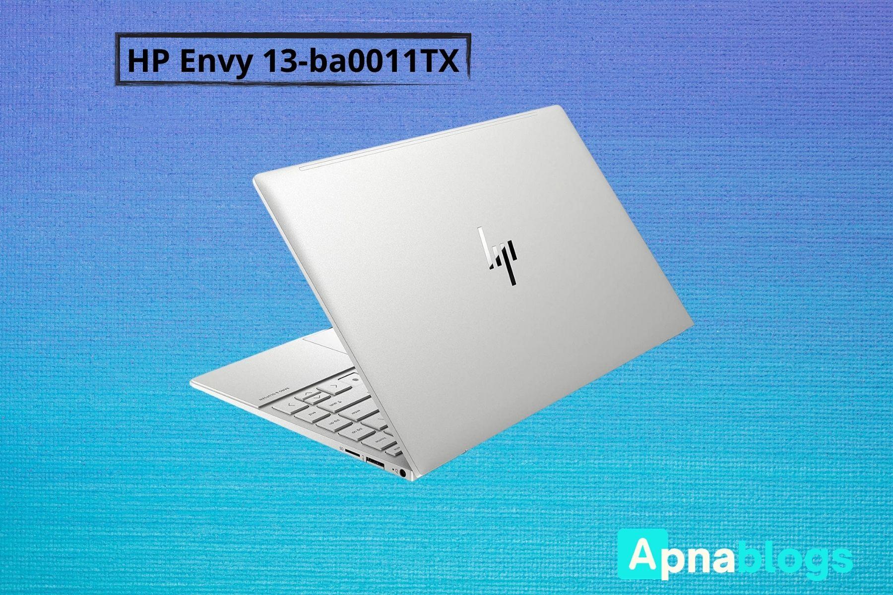 HP Envy 13-ba0011TX