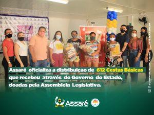 ASSISISTÊNCIA SOCIAL DE ASSARE