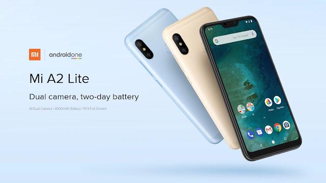 【Xiaomi A2 Lite】146ドルから、AIカメラも、ノッチディスプレイも、高性能SoCも全部搭載。XiaomiのAndroid One第2弾が登場
