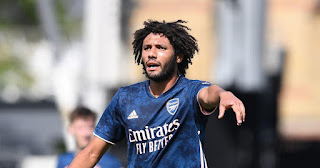 Arteta have decided to retain Elneny as a rotation player after impressive performance in  2 starts in 2 games for Arsenal