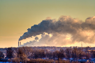 smoke stacks, green climate fund