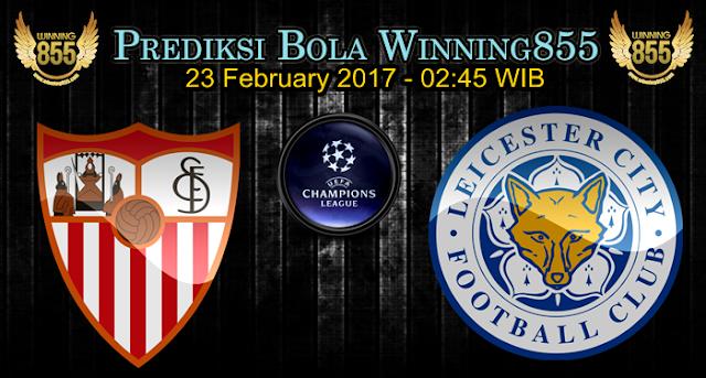 Prediksi Skor Sevilla vs Leicester City