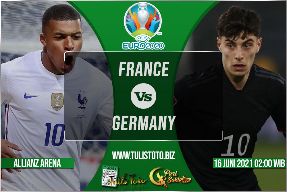 Prediksi France vs Germany 16 Juni 2021