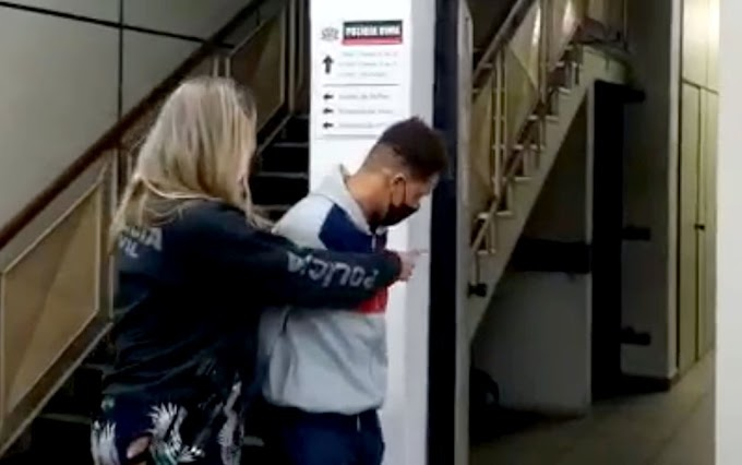 Homem é preso após matar esposa com socos em Paulínia