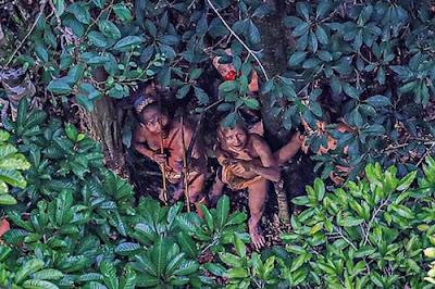 Suku Mante, Suku Primitif di Indonesia yang Terancam Punah