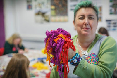 Creative Crafts Workshops - St Ives - Jo McIntosh