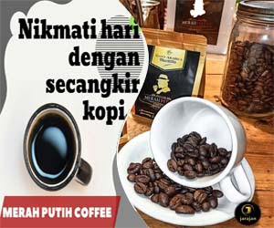 Registrasi Merah Putih Coffee