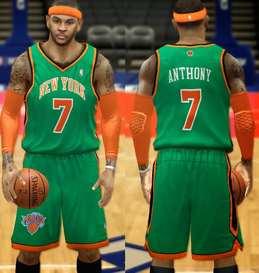 New York Knicks Jersey 2014