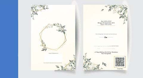 Cara Membuat Undangan Pernikahan Dengan Word