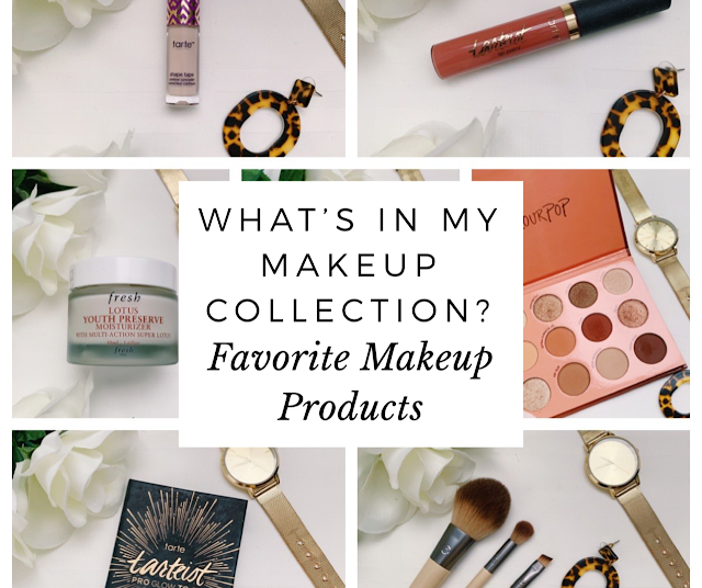 What's in my Makeup Collection- Favorite Makeup Products