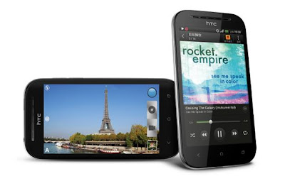 HTC Desire P Harga dan Spesifikasi, Android Jelly Bean Layar 4.3 Inci Kamera 8MP