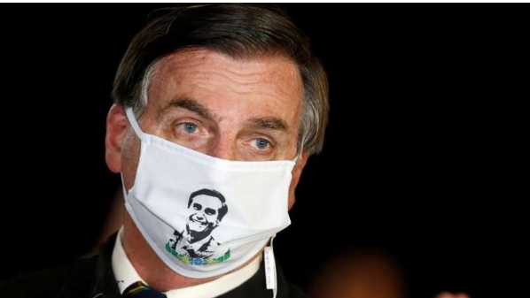 Brazilian President Tested Positive For COVID-19 - A Disease He Called 'Small Flu'.