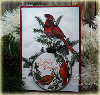 Cardinal Single, Cardinal Ornament