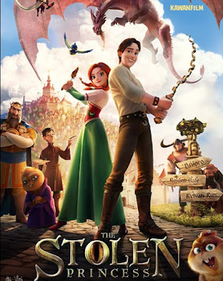 The Stolen Princess (2018) WEB-DL Subtitle Indonesia