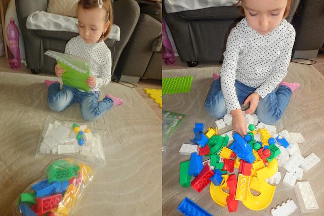 hubelino stavebnice, dárek pro děti