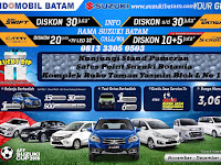 SUZUKI BATAM PROMO AKHIR TAHUN,PROMO HABIS HABISAN 081333050503