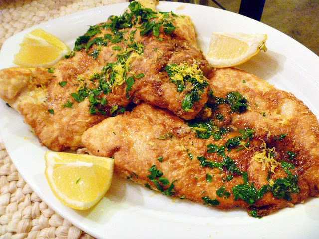 Easy After Work New Chicken Francaise Food Online