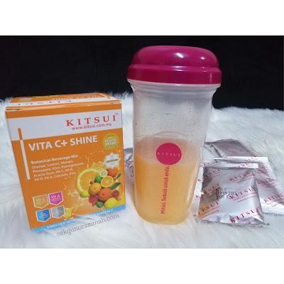 produk kitsui, vita c kitsui terbaik, vitamin c kitsui terbaik, vitamin c terbaik, kitsui vita c+ shine, kitsui whitening bb,
