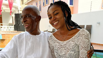 yvonne nelson father