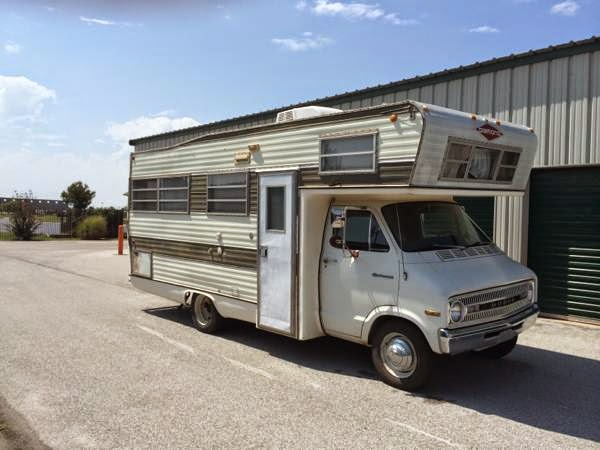 Motorhomes For Sale By Owner >> Used RVs 1973 Dodge Diamond RV for Sale For Sale by Owner
