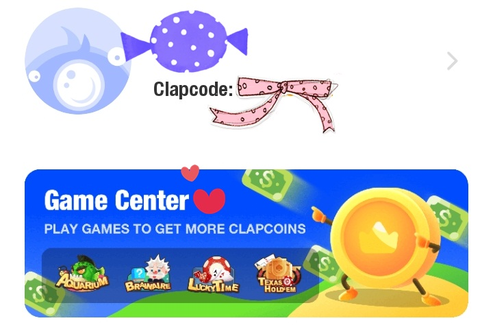 ClipClaps Game Center