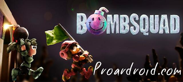 لعبة الاكشن BombSquad Pro v1.4.141 كاملة للاندرويد (اخر اصدار) logo