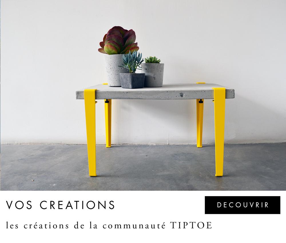 Tip toe diteur de meubles d 39 une parfaite simplicit for Meuble 05 etoiles