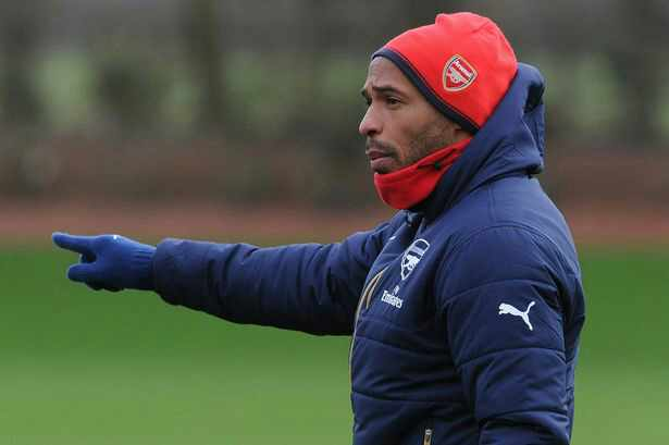 EPL: Thierry Henry makes last-minute attempt to snatch Arsenal job from Arteta