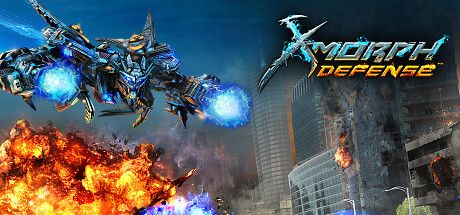 X-Morph: Defense PT-BR + Crack PC Torrent