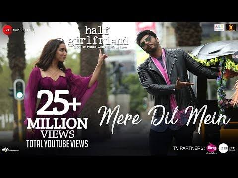 Mere Dil Mein Lyrics Half Girlfriend
