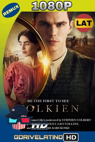 Tolkien (2019) BDRemux 1080p Latino-Ingles MKV