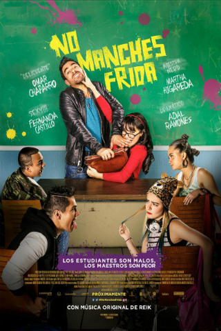 No manches Frida [2016] [DVDR] [NTSC] [Latino]